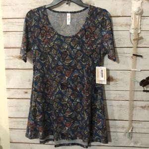 "LuLaRoe ""Perfect T"". Size XXS. New with Tags"